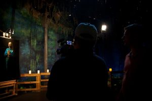 Guardians OF Everglades on location shoot still 01