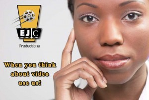 EJC Productions, Think about video Graphic