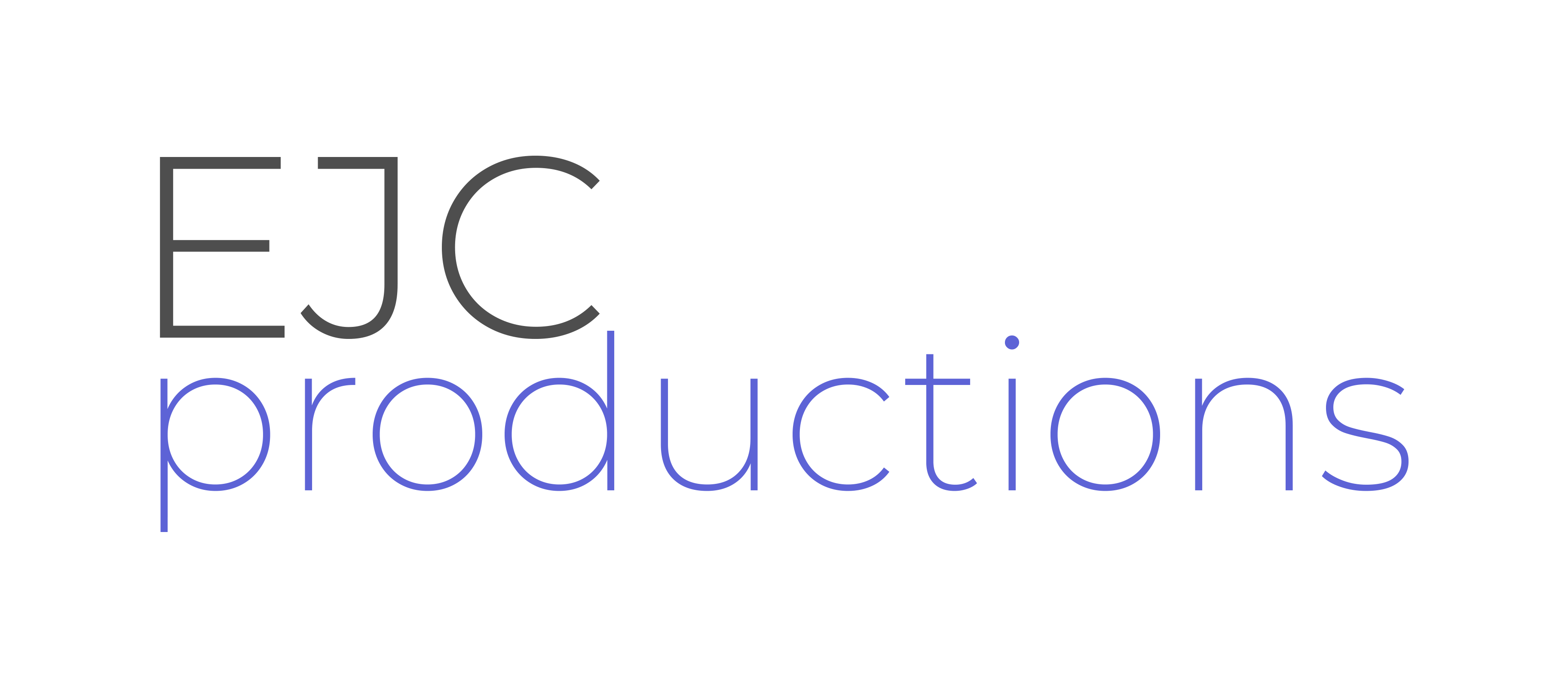 EJC Productions